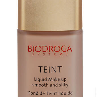 Biodroga Institut Liquid Make Up - 01 Silk Tan - BRAK