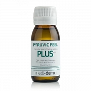 MediDerma PYRUVIC PEEL PLUS ROZTWÓR ALKOHOLOWY 60ml