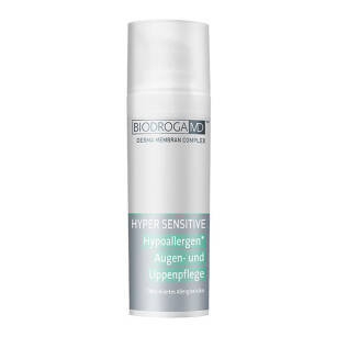 Biodroga MD HYPER-SENSITIVE Hypoallergen Eye & Lip Care