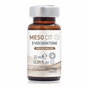 MediDerma MESO CIT EVEN SKIN TONE 5x10ml