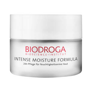 Biodroga Institut INTENSE MOISTURE FORMULA 24-h Care for moisture-deficient skin - BRAK