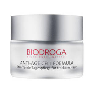 Biodroga Institut ANTI AGE CELL FORMULA Firming day care for dry skin - BRAK