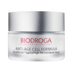 Biodroga Institut ANTI AGE CELL FORMULA Firming day care for dry skin