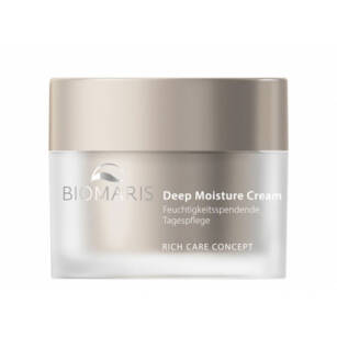 Biomaris RICH CARE CONCEPT Deep Moisture Cream without perfume
