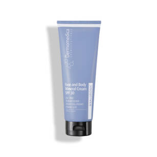 DermoMedica Face and Body Mineral Cream SPF 30 - 230ml
