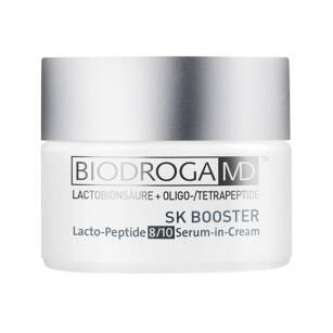 Biodroga MD SKIN BOOSTER Lacto - Peptide 8/10 Serum in Cream