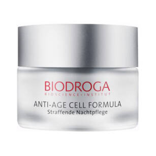 Biodroga Institut ANTI AGE CELL FORMULA Firming night care - BRAK