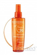 BIODERMA Photoderm Bronz Brume SPF 30, 200ml