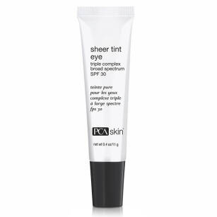 PCA Skin Sheer Tint Eye Triple Complex Broad Spectrum SPF 30 - BRAK