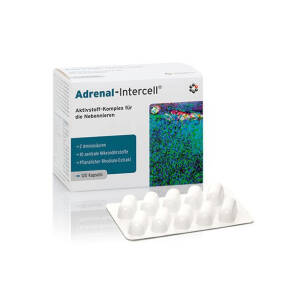 Mito-Cell Adrenal-Intercell® 120kapsułek
