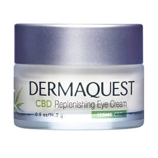DermaQuest CBD Replenishing Eye Cream SUPLEMENTACYJNY KREM NA OKOLICE OCZU