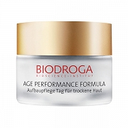 Biodroga Institut AGE PERFORMANCE FORMULA Restoring Day Care For Mature Skin and dry skin - BRAK