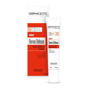 Dermaceutic Derma Defense Light Krem DD na dzień z SPF 50 i pigmentem light - BRAK