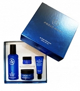Proud Mary Triple Water Gift Set - Deep Moist Solution + Hydro Recharge Cream + Hydro Booster Serum + Moist Ex Eye Cream