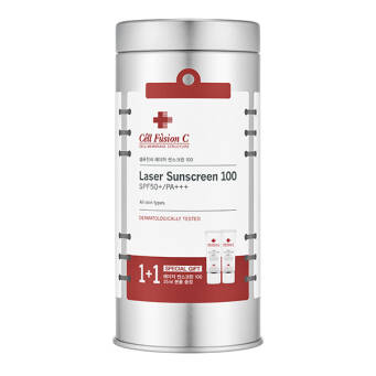 Cell Fusion C Laser Sunsreen 100 SPF 50+/PA+++ PROMO-metal BOX