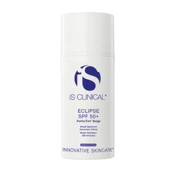 iS Clinical SPF 50+ Eclipse Perfect Beige Krem Tinted - BRAK