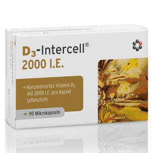 Mito-Cell D3-Intercell® 2000 I.E. 90kapsułek
