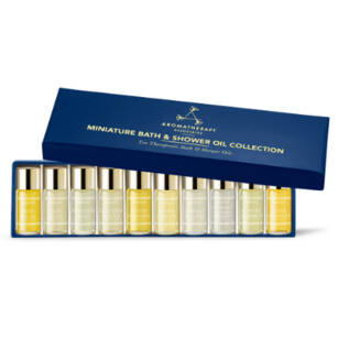 Aromatherapy Associates Miniature Bath & Shower Oils Collection 10x3ml