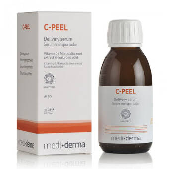 MediDerma C-PEEL DELIVERY SERUM 125ml