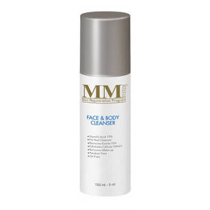 Mene & Moy Face & Body Cleanser 15% AHA - BRAK