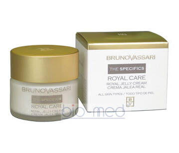 BRUNO VASSARI The Specyfics Royal Care Cream BRAK