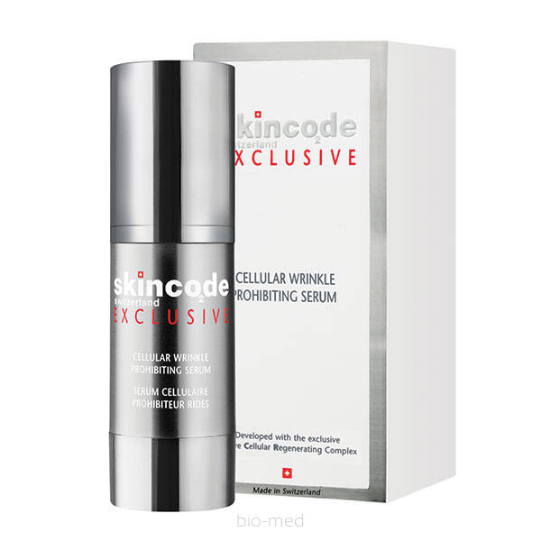 SKINCODE EXCLUSIVE Cellular Wrinkle Prohibiting Serum 30ml