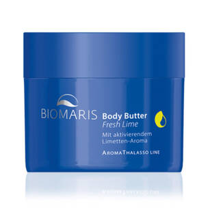 Biomaris AROMA THALASSO Body butter Fresh Lime