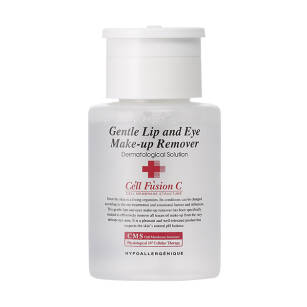 Cell Fusion C Gentle Lip and Eyes Make-up Remover