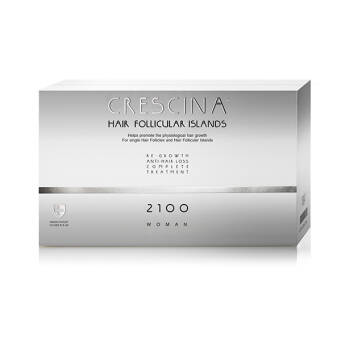 CRESCINA Hair Follicular Islands Complete Treatment 2100 dla Kobiet
