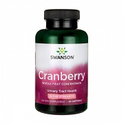 Swanson Żurawina Super Strength Cranberry - suplement diety - BRAK