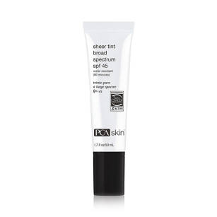 PCA Skin Sheer Tint Broad Spectrum SPF 45