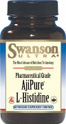 Swanson AjiPure L-histydyna 500mg 60kaps - suplement diety