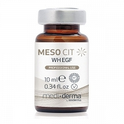 MediDerma MESO CIT WH EGF 5x10ml
