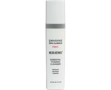 PEVONIA Micro-Retinol™ Essential Foaming Cleanser