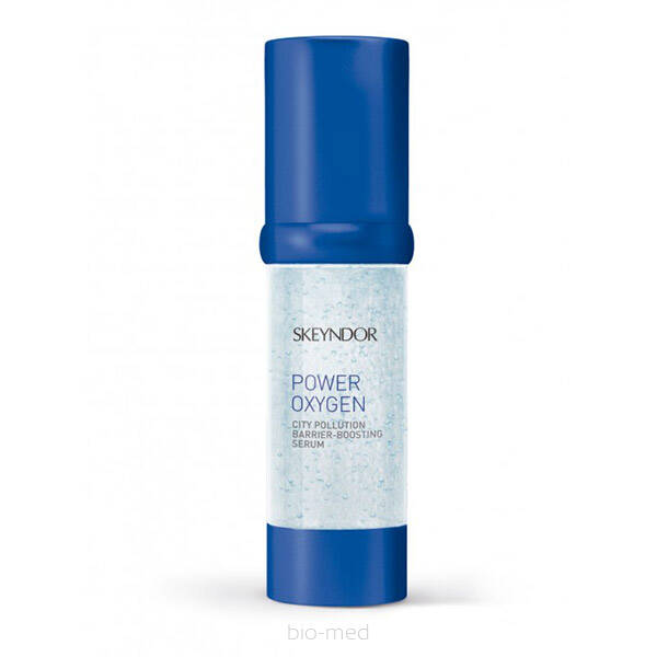 SKEYNDOR POWER OXYGEN CITY POLLUTION BARRIER-BOOSTING SERUM