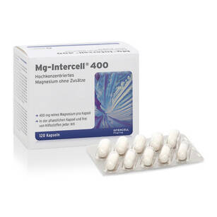 Mito-Cell Mg-Intercell® 400 60kapsułek