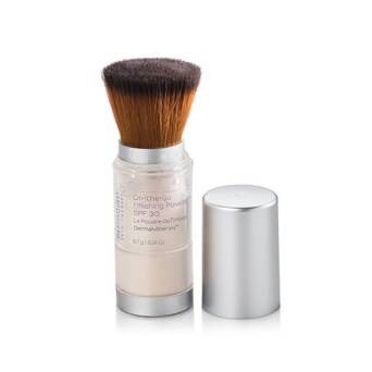 DermaQuest On-the-Go Finishing Powder SPF 30, Peptydowo-mineralny puder matujący - BRAK